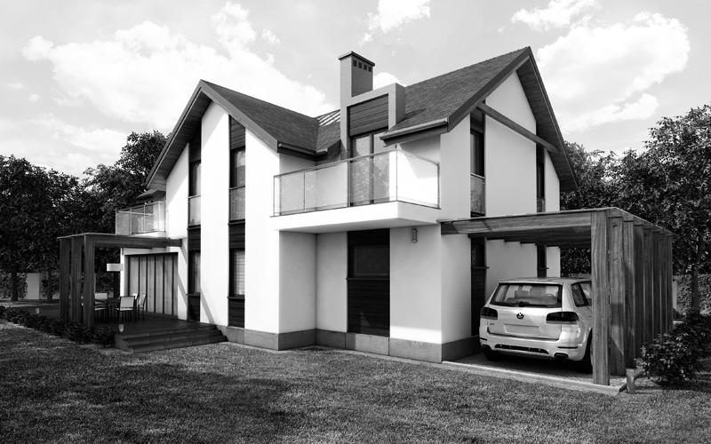 Dom Niepołomice